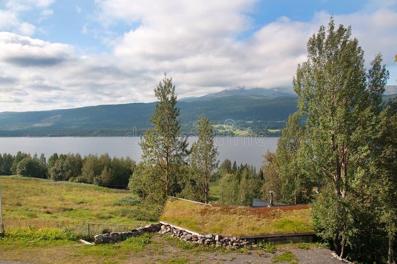 Swedish scenery stock images