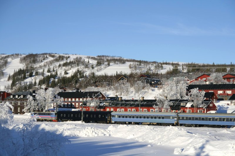 Download Swedish village stock photo. Image of vacation, sweden - 8011500