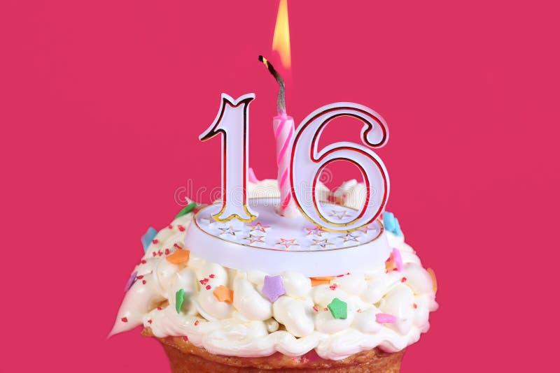 sweet 16 zdjęcie royalty free