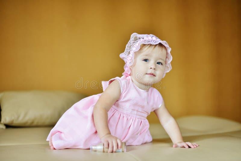 Sweet baby royalty free stock image