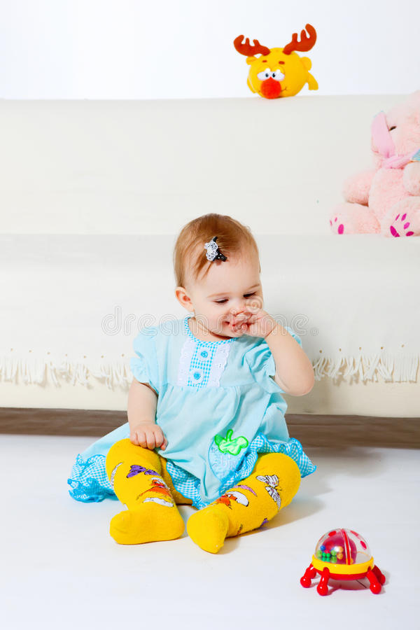 Download Sweet Baby Girl Stock Images - Image: 18258634