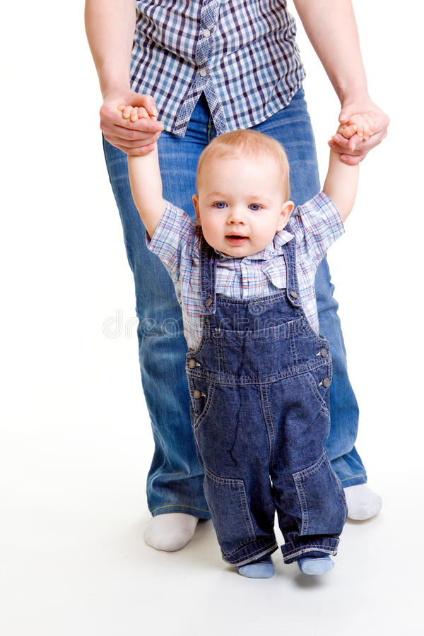 Download Sweet Baby Steps Stock Image - Image: 14519821