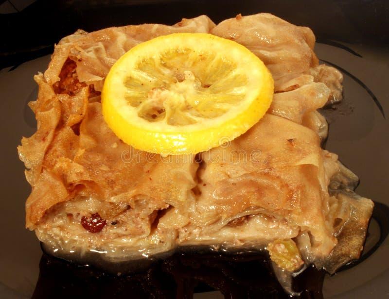Download Sweet baklava stock image. Image of arabian, traditional - 23449379