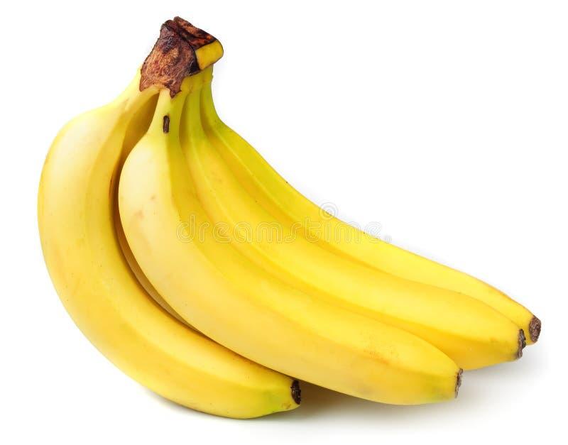 Download Sweet bananas stock image. Image of dessert, white, diet - 24592491