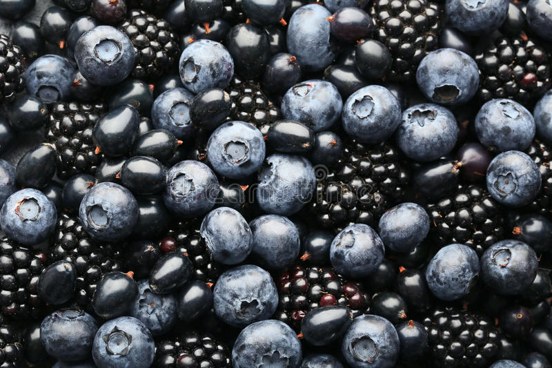 Sweet berries royalty free stock photography