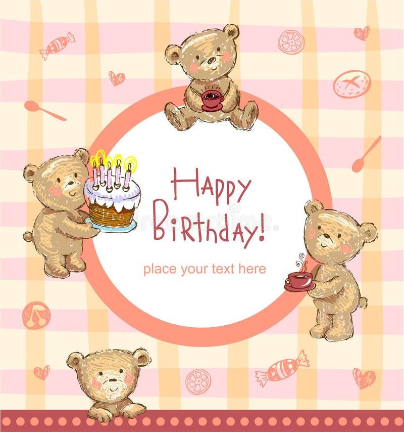 Sweet birthday greetings stock vector illustration of isolated download sweet birthday greetings stock vector illustration of isolated 50596771 m4hsunfo