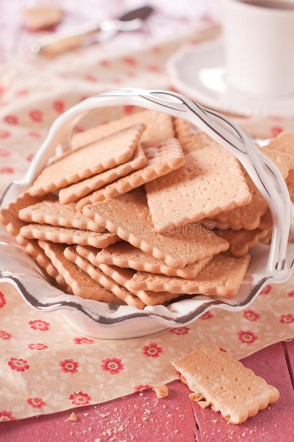 Sweet Biscuit Royalty Free Stock Photos