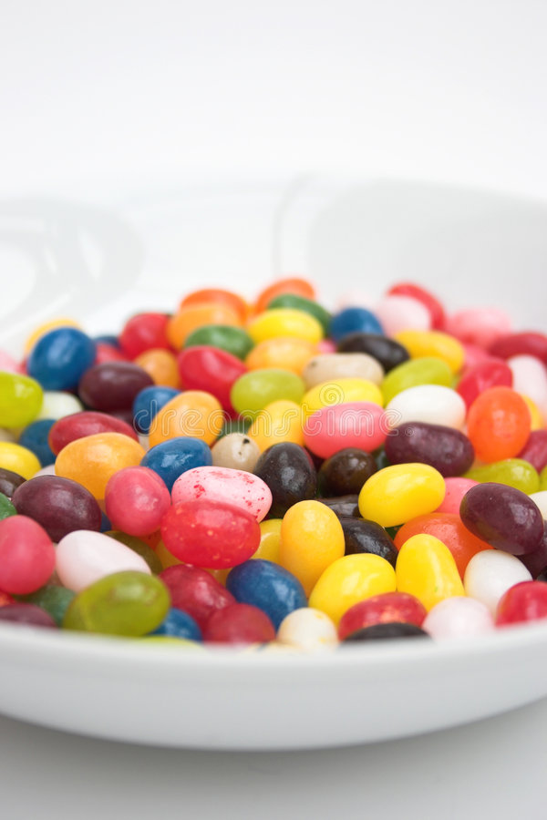 Download Sweet bowl stock image. Image of jellybean, clean, photo - 136803