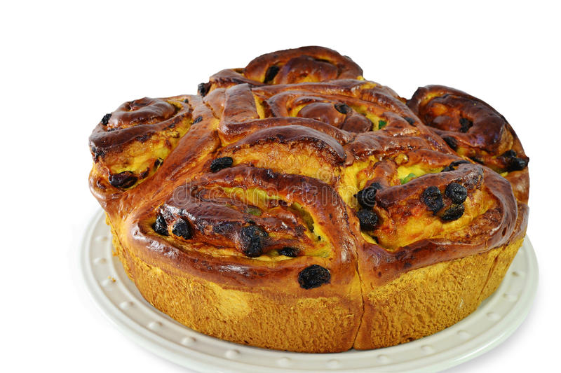 Sweet bread royalty free stock image