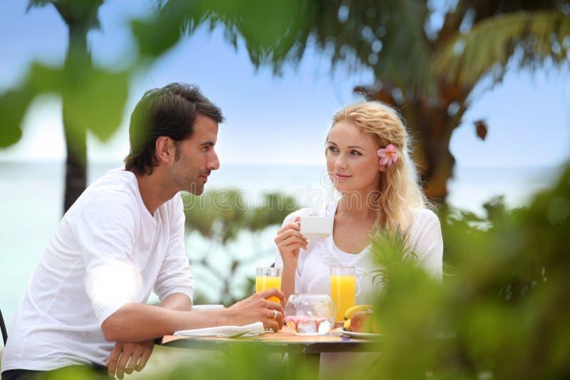 Download Sweet breakfast stock image. Image of restaurant, celebration - 22065247