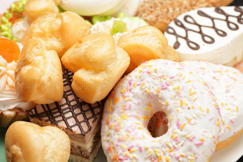 Download Sweet cakes stock photo. Image of baked, variety, cake - 22466214