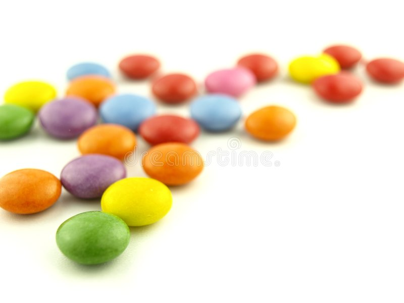 Download Sweet candys very close stock image. Image of treat, chocolate - 6435585