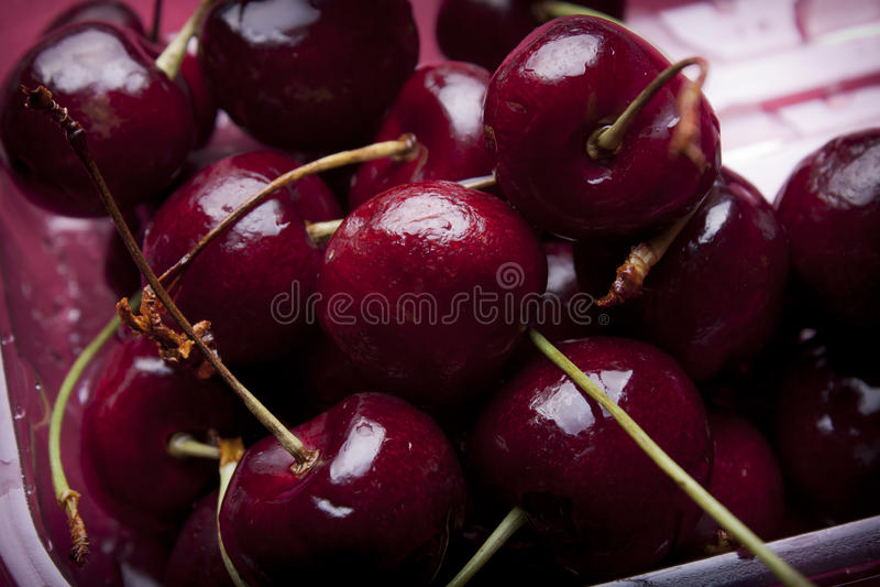 Download Sweet cherry stock photo. Image of lump, grow, barley - 26570708