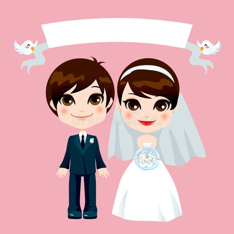 Sweet Couple Wedding