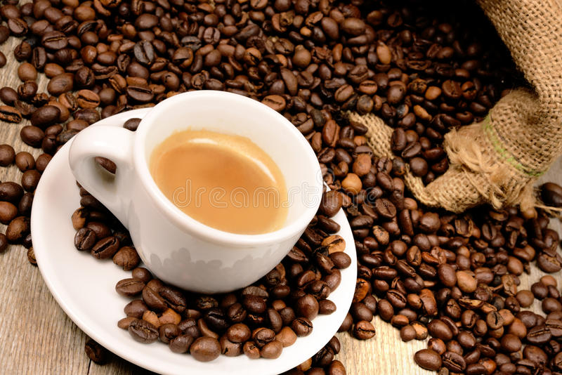 Espresso Bar royalty free stock image