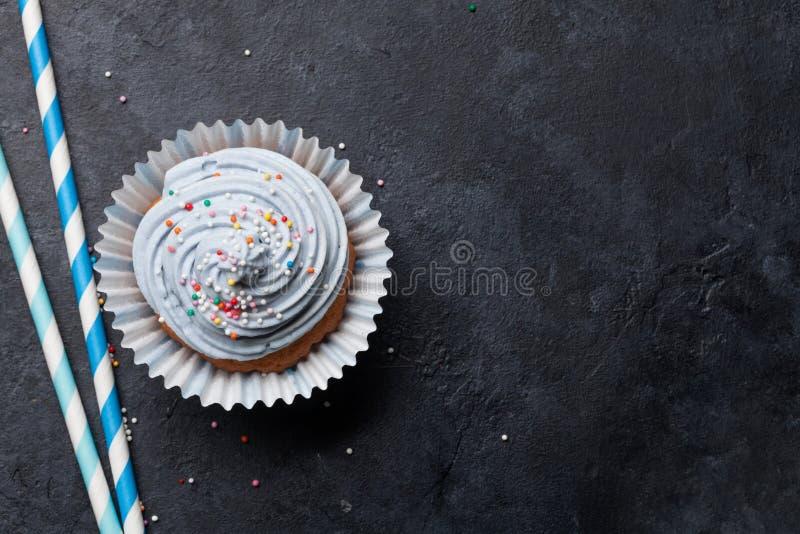 Sweet cupcake royalty free stock photography