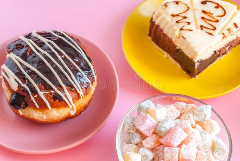 Download Sweet dessert for tea stock photo. Image of fruit, freshness - 26554930