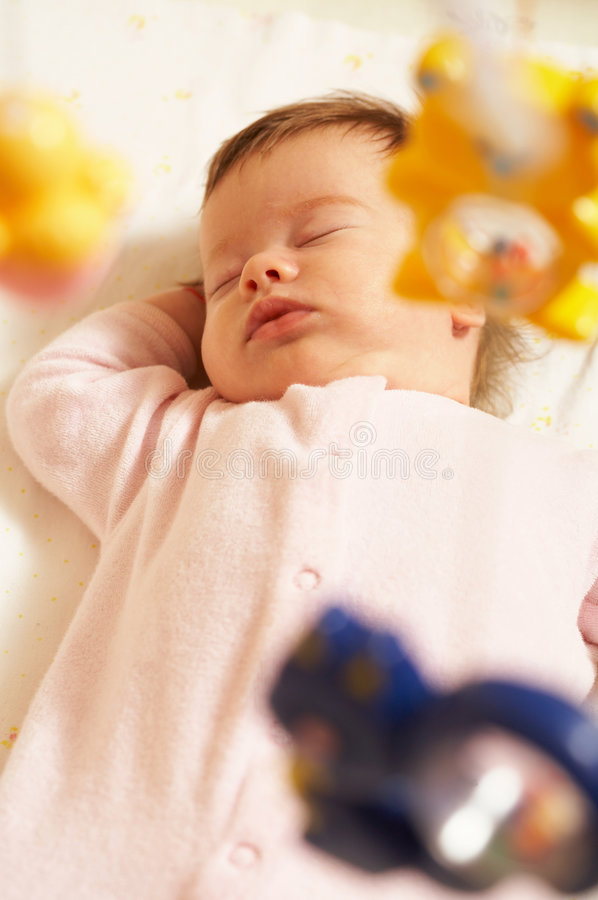 Sweet dream royalty free stock images