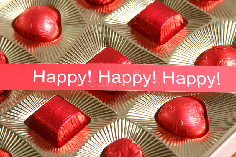 Download Sweet Gift. Happy Royalty Free Stock Images - Image: 12989989