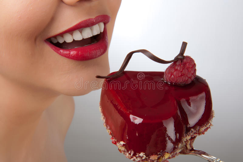 Sweet heart royalty free stock image