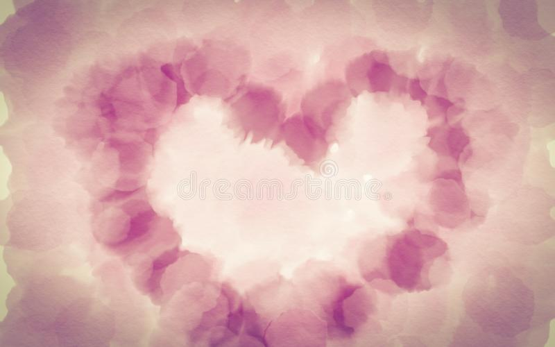 Sweet heart art in love. Sweet heart art in love royalty free stock photography
