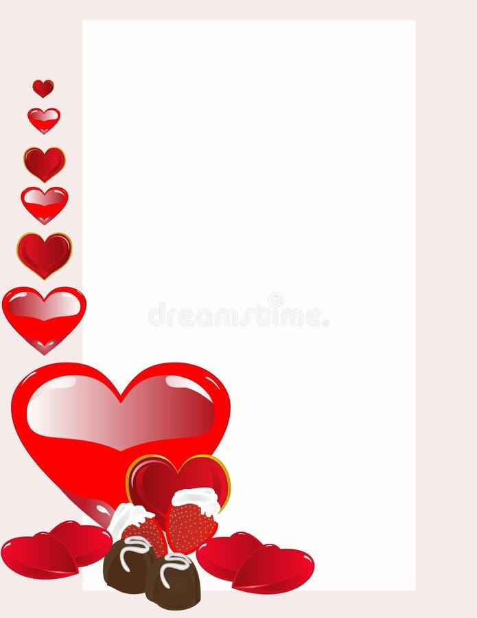 Sweet hearts royalty free stock photography