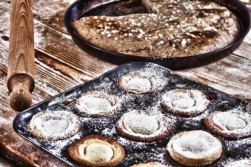 Download Sweet stock image. Image of made, flour, preparation - 32903467