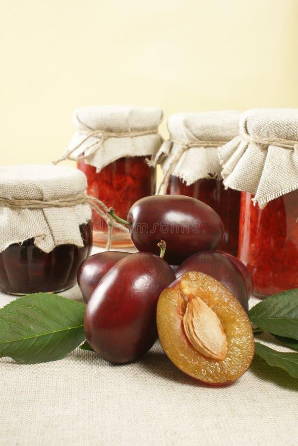 Download Sweet jam stock photo. Image of health, fruit, season - 6012842