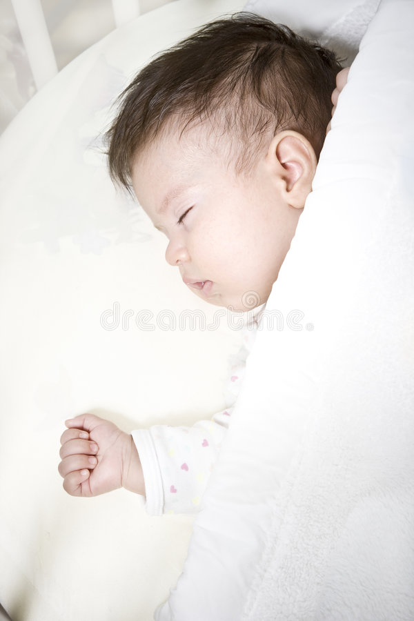 Free Sweet Little Baby Royalty Free Stock Photos - 5136688