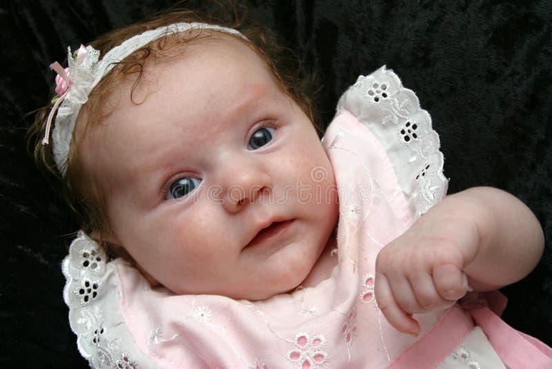 Sweet Little Girl stock photography