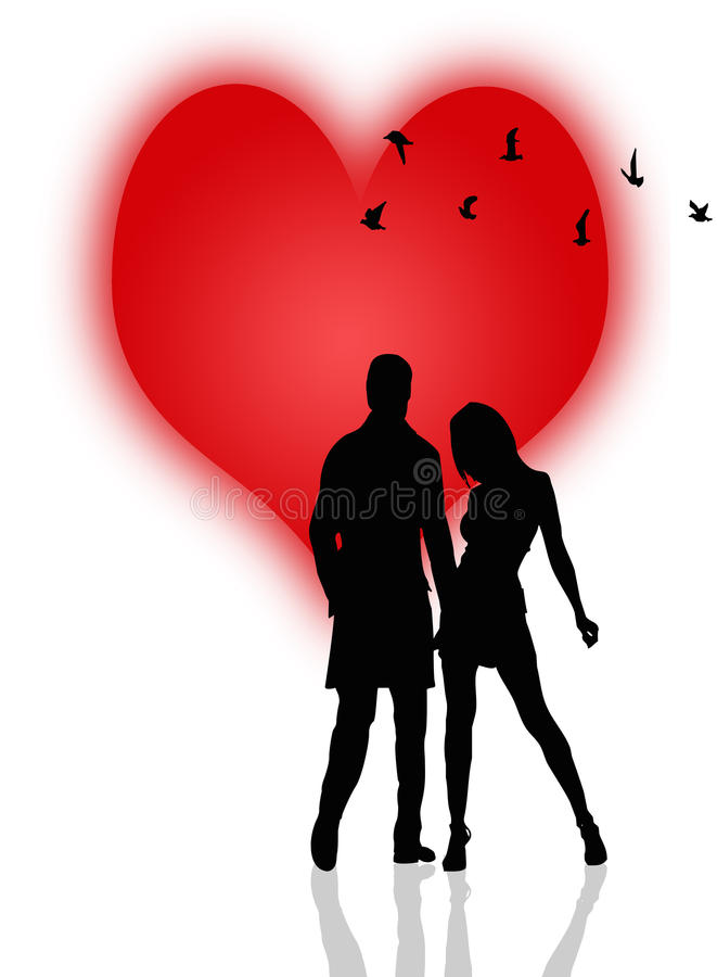 Sweet Love Stock Images