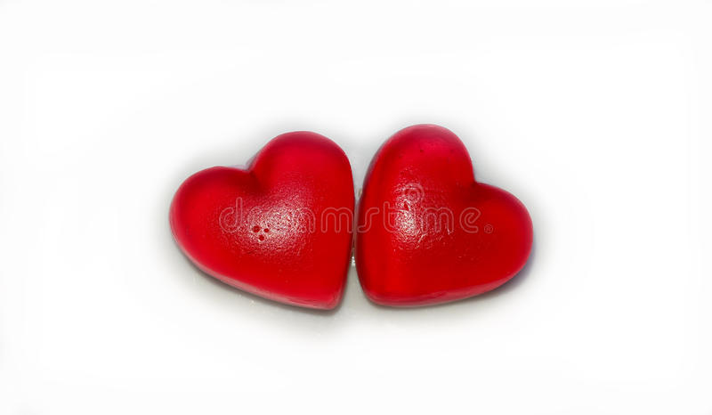Sweet love. Little colorful candy hearts background. stock photos