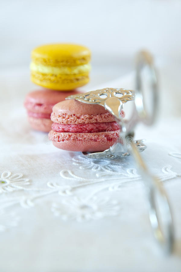 Download Sweet Macarons stock image. Image of candies, chocolate - 39504541