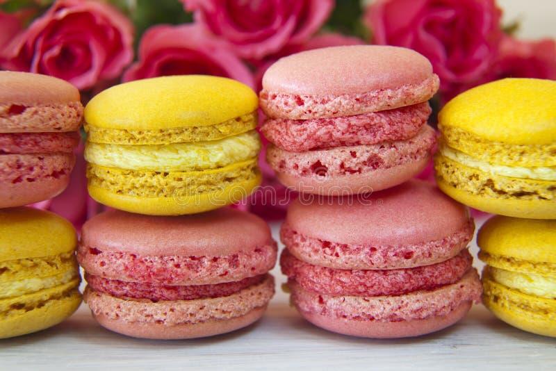 Download Sweet Macarons stock image. Image of cake, french, dessert - 39504569