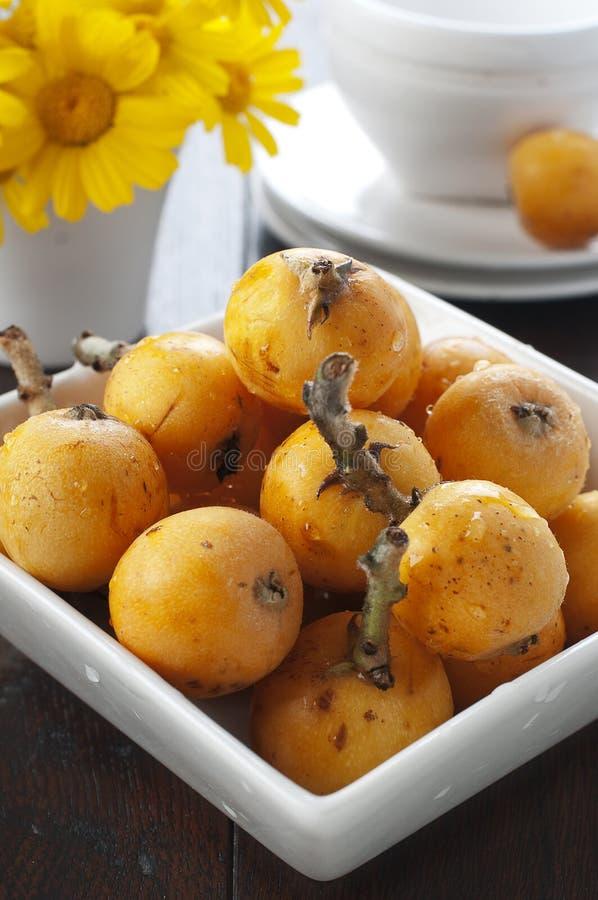 Download Sweet medlar stock image. Image of tasty, nobody, sweet - 25030431