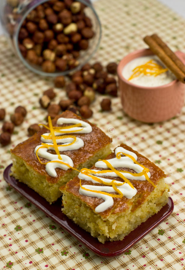 Download Sweet pie stock image. Image of cinnamon, cake, traditional - 27854337