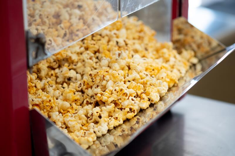 391 Popcorn Machine Photos - Free & Royalty-Free Stock Photos from  Dreamstime