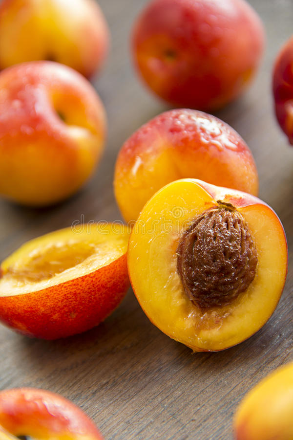 Download Sweet ripe peaches stock photo. Image of healthy, freshness - 32354726