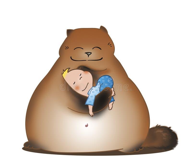 Download Sweet Sleep- Isolated Image Stock Illustration - Illustration: 3311666