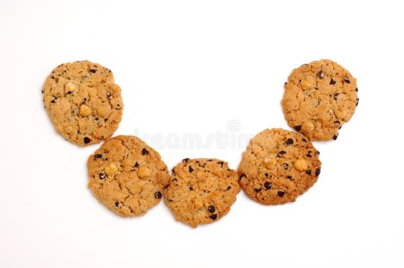 Download Sweet smile bisquits stock image. Image of beverage, happy - 7443387