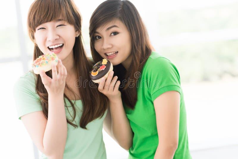 Sweet Snack Stock Image