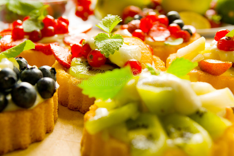 Sweet Snacks Stock Images