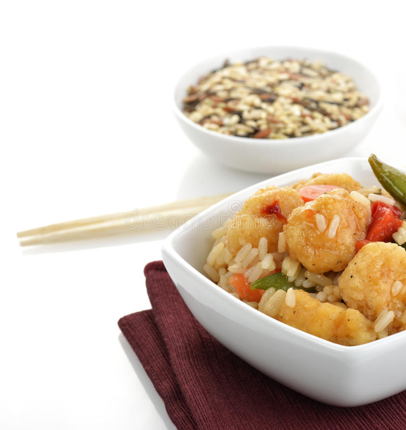 Download Sweet And Sour Chicken stock photo. Image of sweet, food - 27061604
