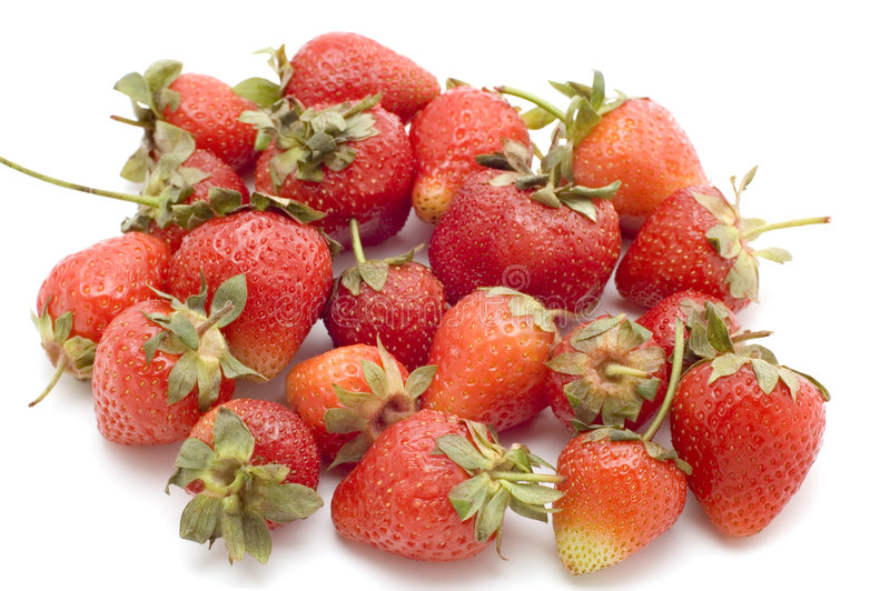 Download Sweet strawberries stock photo. Image of vitamin, fruits - 5341154