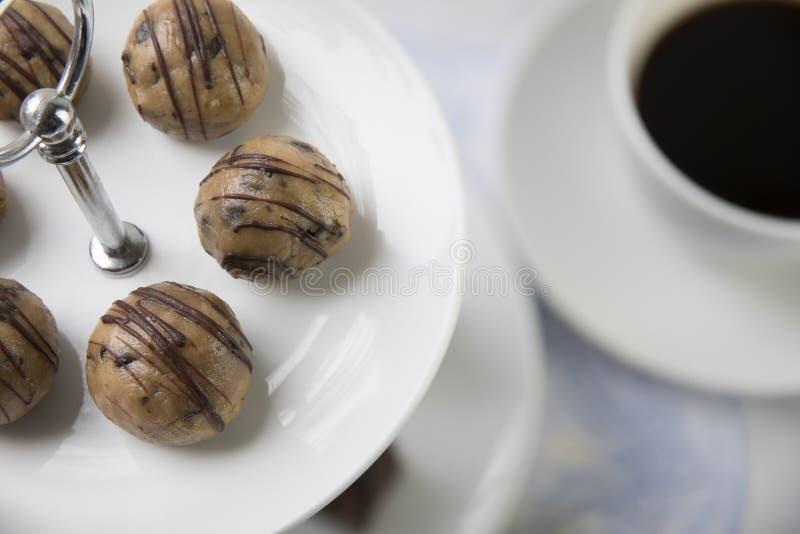Sweet Treat and Coffee Break stock image
