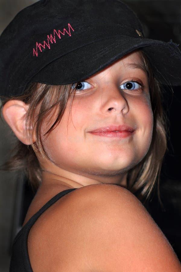 Sweet Tween Girl royalty free stock photos
