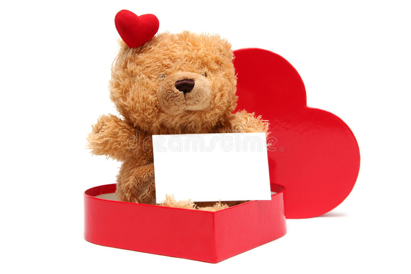 Download Sweet Valentine stock image. Image of bear, teddy, sweetheart - 1714053