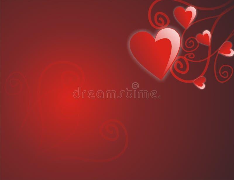 Sweet valentine theme royalty free stock photos
