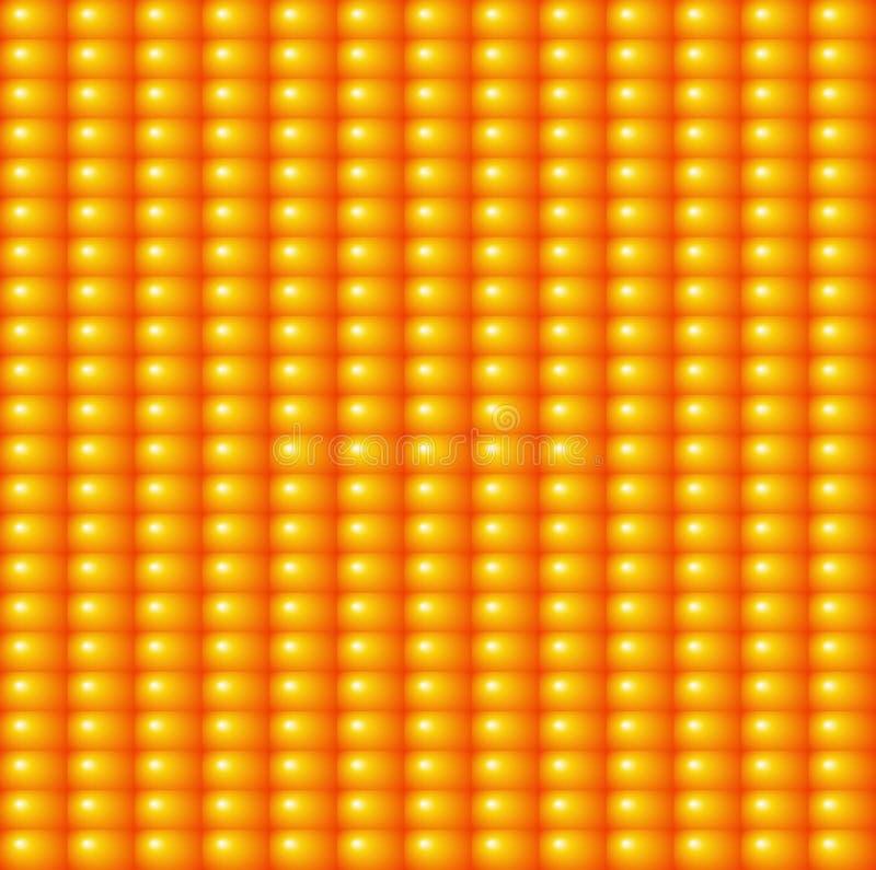 Download Sweetcorn pattern stock illustration. Image of leaf, object - 20780222