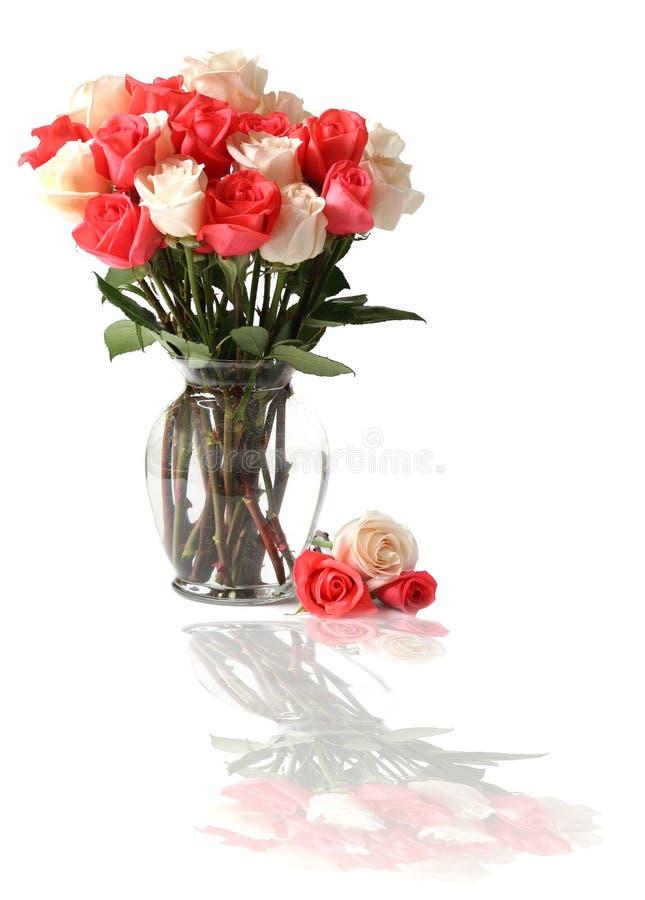 Sweetheart bouquet stock photo